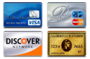 We Accept All Major Credit Cards In 91007